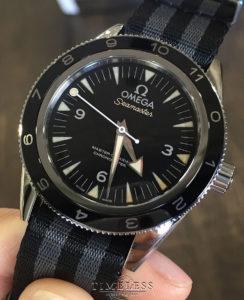 Omega Seamaster 300 Spectre replica