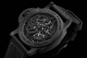 Panerai LAB-ID Luminor 1950 Carbotech 3 Days Watch
