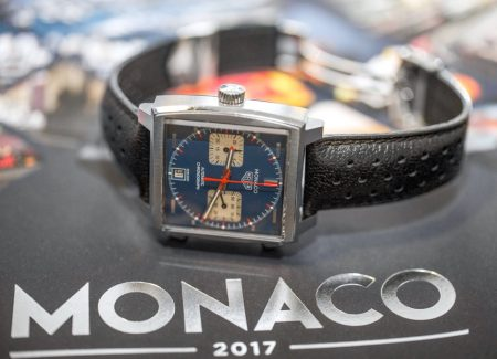 Replica TAG Heuer Monaco Grand Prix Watch 2017