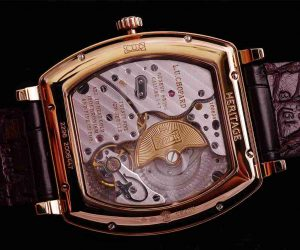 Replica Chopard L.U.C Heritage Grand Cru Watch Released For Christmas
