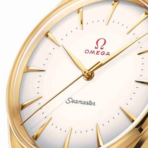Luxe Material Replica Omega Seamaster Olympics 1950s Style Enamel Dials Watch Review