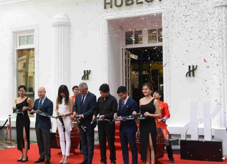Breaking News: The Opening Of Swiss Hublot Replica Watches's First Boutique At Vietnam