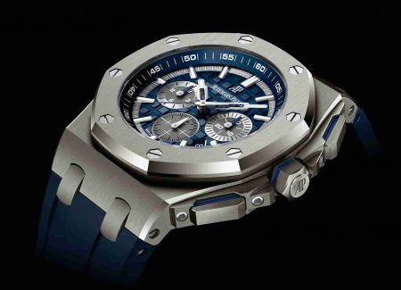 Buy Best Swiss Audemars Piguet Royal Oak Offshore Chronograph Titanium 42mm Replica Watches At http://www.watchesyoga.co/.
