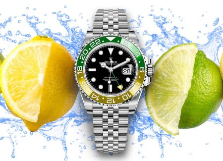 Rolex GMT-Master II Sprite Color Replica Watches Recommended For 2019 Easter