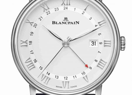 Blancpain Villeret GMT Date Replica Watches Recommended For June