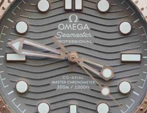 Omega Seamaster Automatic Titanium Replica Watches Review