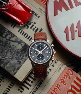 Car Lovers' Chopard Mille Miglia Replica Watches For Father's 2019