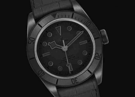 Replica Tudor Black Bay Ceramic One Only Watch 2019 Edition Review
