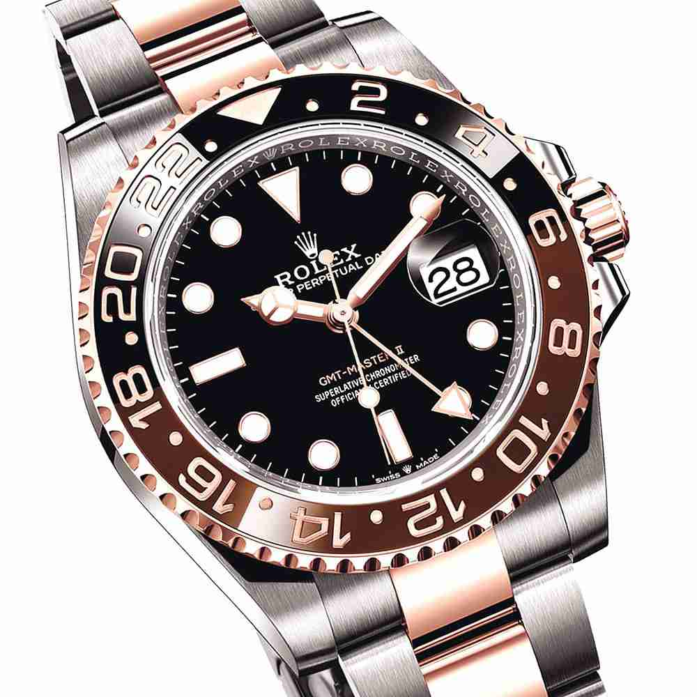 Replica Rolex GMT-Master II Everose gold Watches Introducing For Autumn 2019