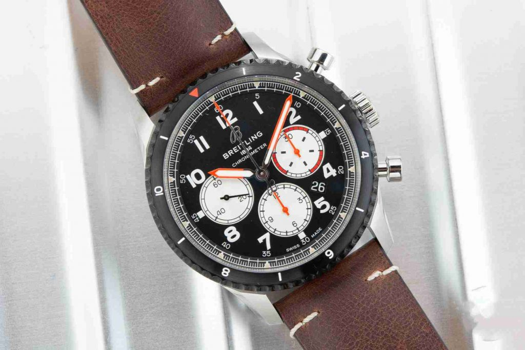 Introducing The Swiss Breitling Aviator 8 Mosquito Edition Replica For Halloween