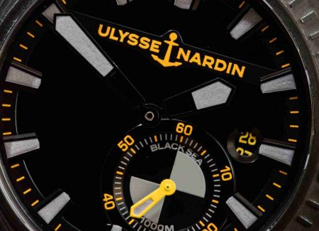Introducing The Ulysse Nardin Diver Deep Dive One More Wave Limited Edition Replica