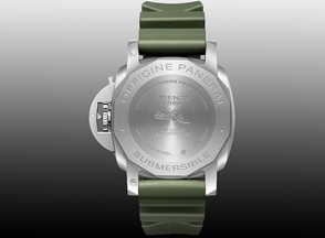 Introducing The Replica Panerai Submersible Verde Militare Limited Edition 42mm Watches