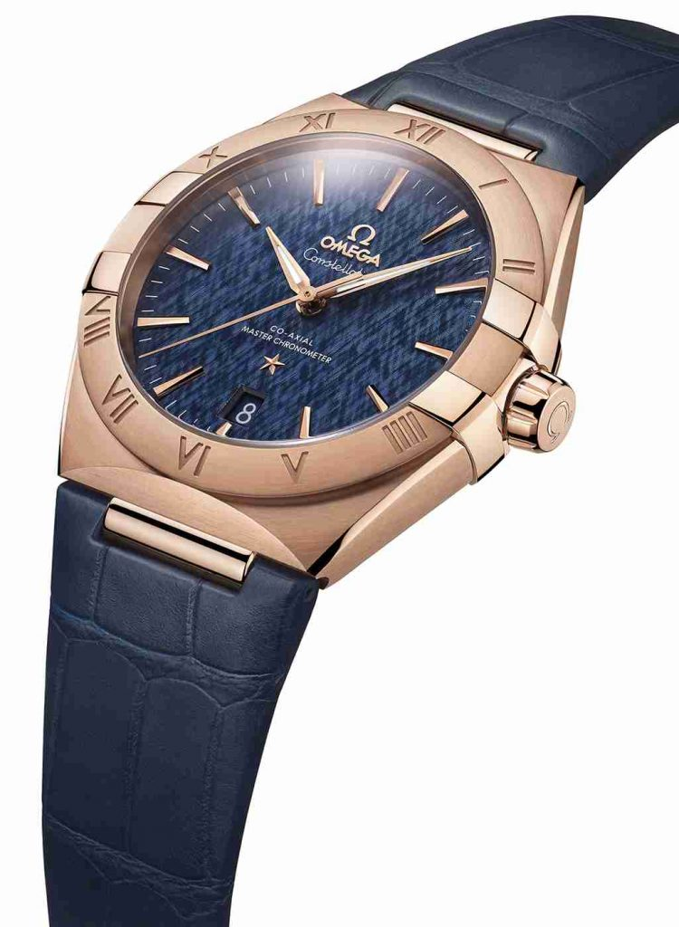 New Released of Omega Constellation Gents' Fifth-Generation Collection Replica