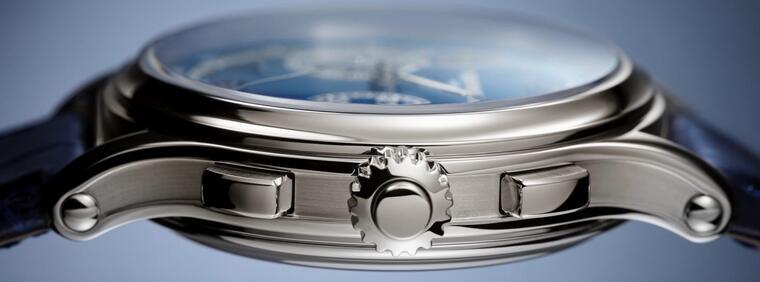 Replica Patek Philippe Grand Complications Split-Seconds Chronograph Platinum 5370P-011 Watch Review