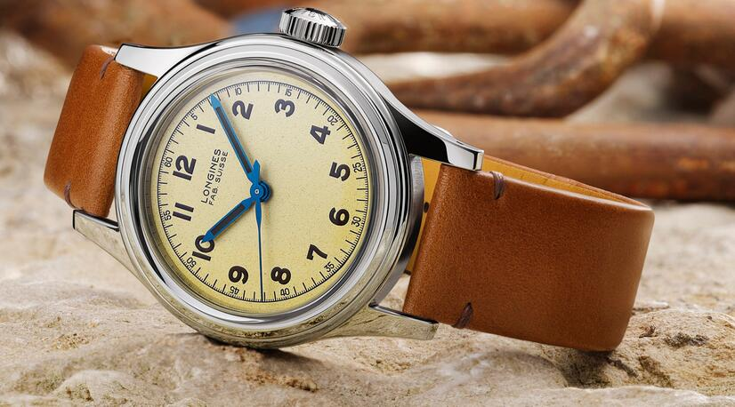 Replica Longines Heritage Military Marine Nationale Automatic 38.5mm Stainless Steel Watches Review