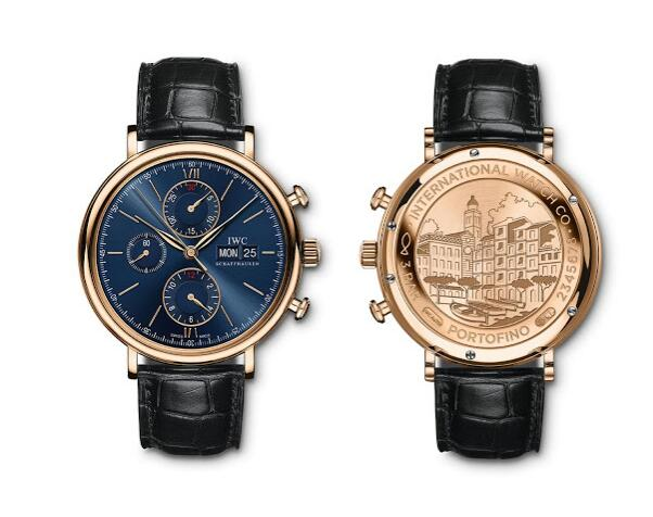 Discussion of The New Launched Replica IWC Portofino Watches Collection