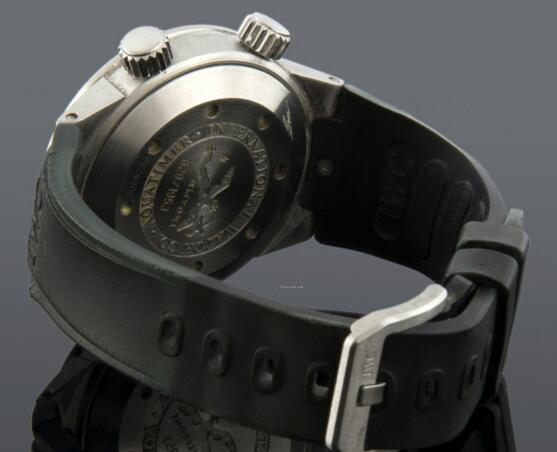 New Replica IWC Aquatimer Cousteau Divers Automatic Special Edition Watches Discussion