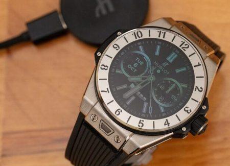 Buying Guide of New Replica Hublot Big Bang e Titanium Black Cceramic 42mm Smartwatch 2