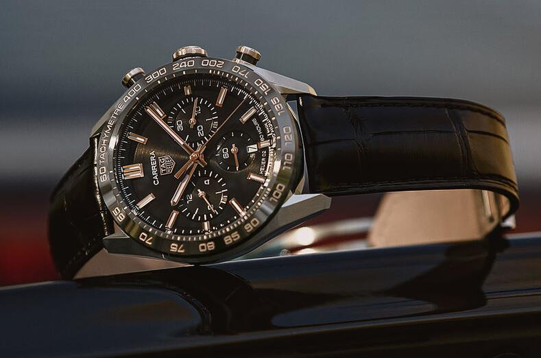 The Replica TAG Heuer Carrera Sport Automatic Chronograph Watches Introducing 2