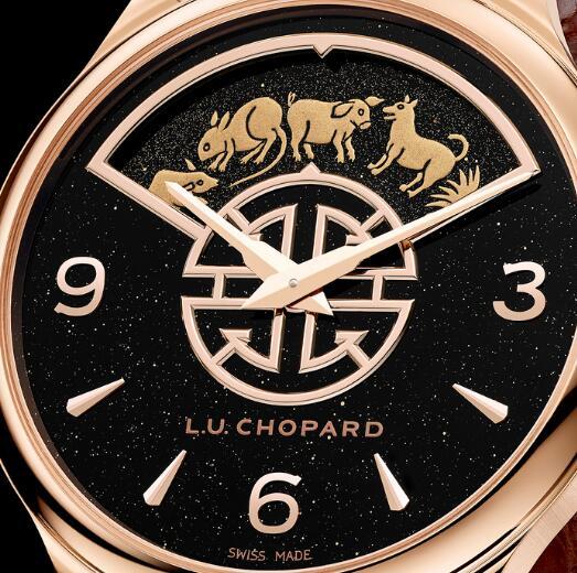 Limited Edition Replica Chopard L.U.C XP Urushi Spirit of Shí Chen Watches Guide 1