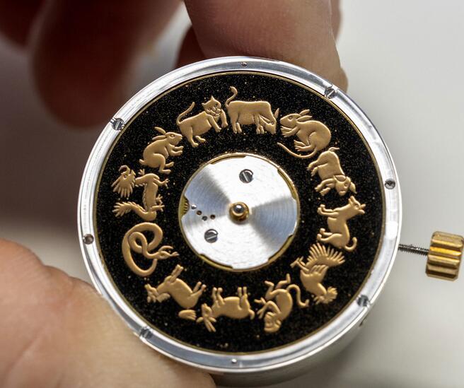 Limited Edition Replica Chopard L.U.C XP Urushi Spirit of Shí Chen Watches Guide 2