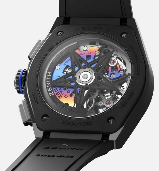 Replica Zenith Defy 21 Black Ceramic Felipe Pantone 44mm Watch Buying Guide 2