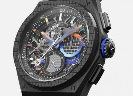 Replica Zenith Defy 21 Black Ceramic Felipe Pantone 44mm Watch Buying Guide 3