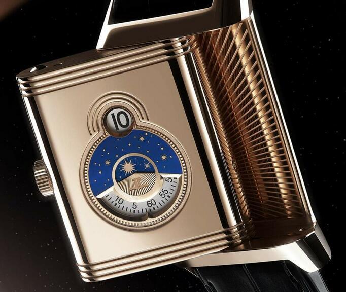 Replica Jaeger-LeCoultre Reverso Tribute Nonantième 18K Pink Gold Watches Review 2