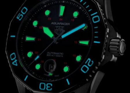 Replica TAG Heuer Aquaracer Caliber 5 Automatic Professional 300 Watches Review 3