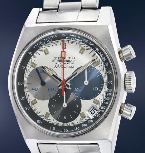 Replica Zenith Chronomaster Revival El Primero Chronograph Steel 37mm A3817 Watch Review 3