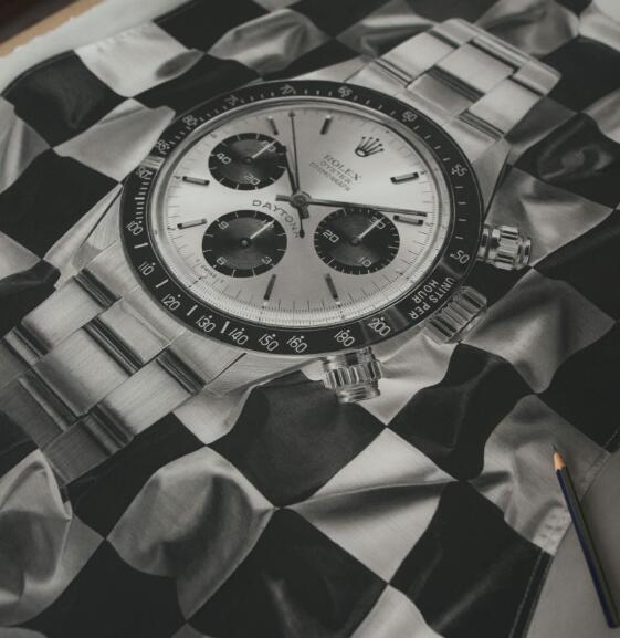 Replica Rolex Cosmograph Daytona Vintage Chronograph Stainless Steel 6263 Watches Review 2