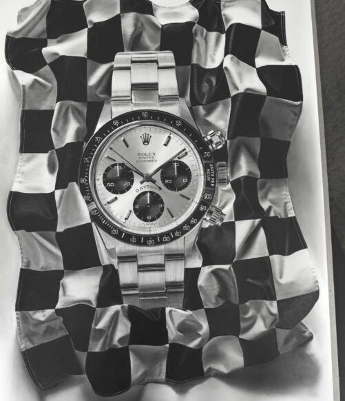 Replica Rolex Cosmograph Daytona Vintage Chronograph Stainless Steel 6263 Watches Review 3